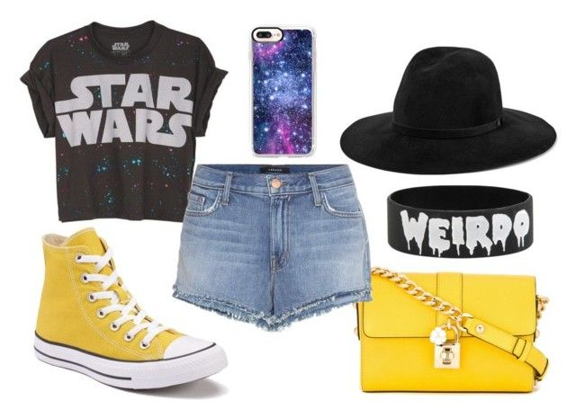 """""""2"""" by iluvpie1233 on Polyvore featuring Converse, rag & bone, Dolce&Gabbana, J Brand and Casetify"""