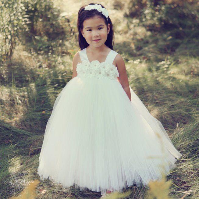 Tutu flower girl dresses sweet angelica white girls flower girl tutu flower girl dresses sweet angelica white girls flower girl tutu dress mightylinksfo