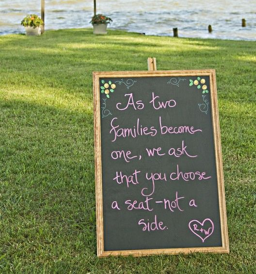 Ceremony Seating Reception: Wedding Ceremony Seating, Wedding