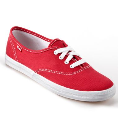 4e7ce6c36a4d Keds® Champion Canvas Lace-Up Sneakers found at  JCPenney