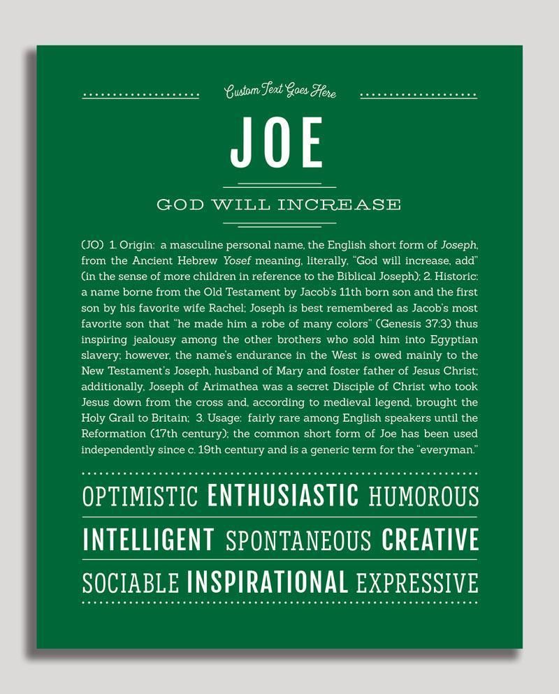 Pin On Names .into inquiring who joe is, with the author or other commenters then following with joe mama or ask who joe is refers to a series of memes made with a goal to lure viewers into inquiring who joe. pin on names