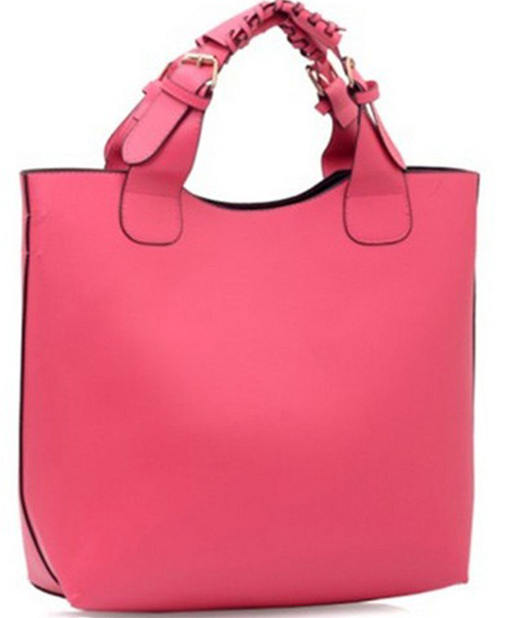 Amazon.com: 2013 business casual bag retro handbags fashion handbags shoulder bag wild (brown): Clothing