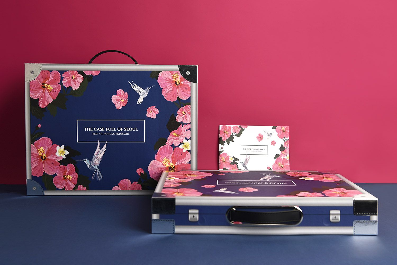 2 K Beauty Package Box Packaging Design Box Design Creative Packaging