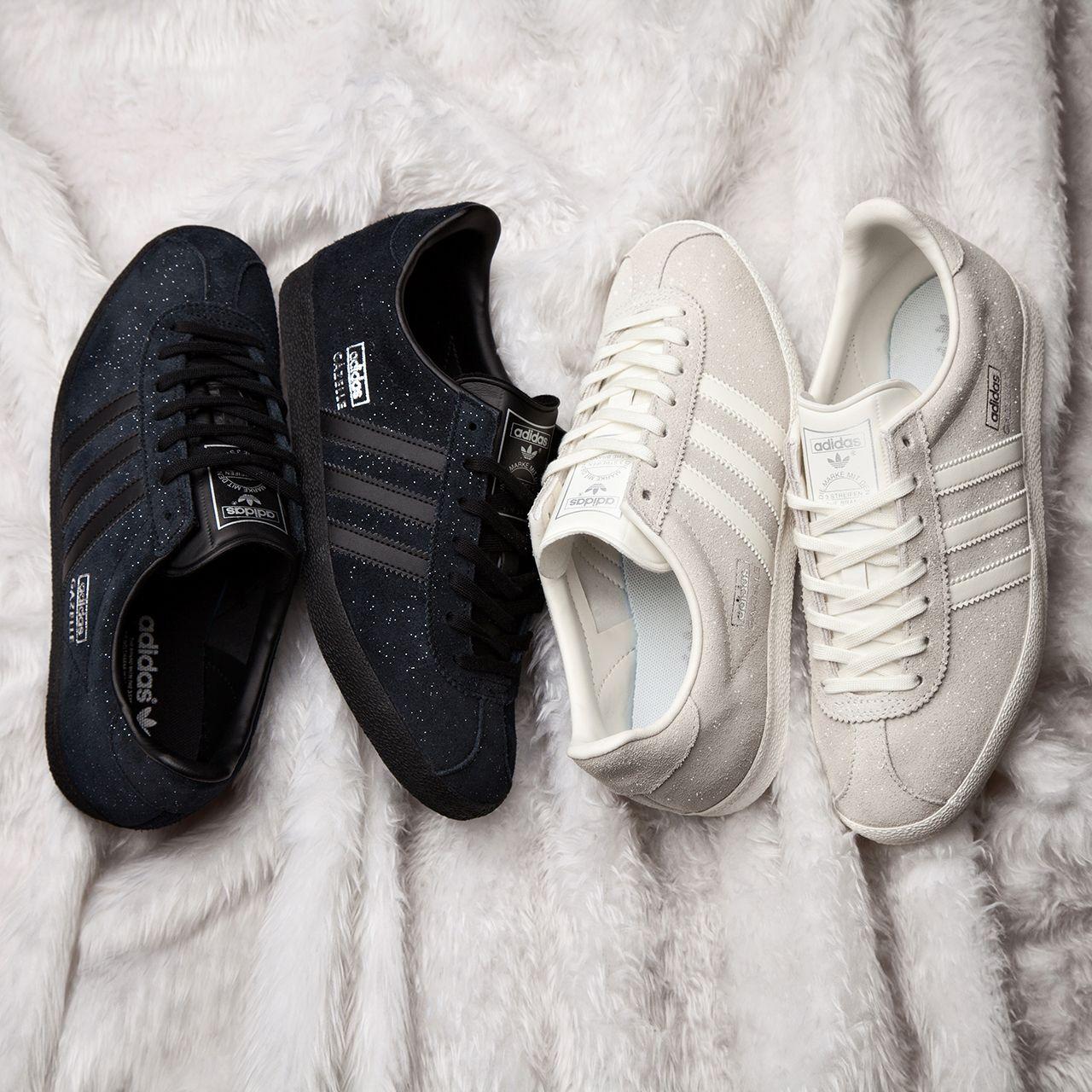 Adidas Originals Womens Gazelle Og Trainers Rose/White/Black