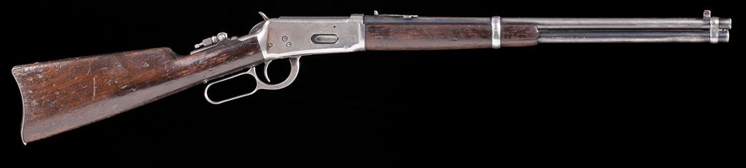 Winchester 1894 Src Circa 1916 Will Be Offered At Auction In Fort Worth Tx On 6 10 17 Winchester Rifles Lever Action Old West