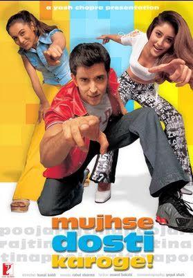 Mujhse Dosti Karoge!! Staring Hrithik Roshan, Rani Mukerji