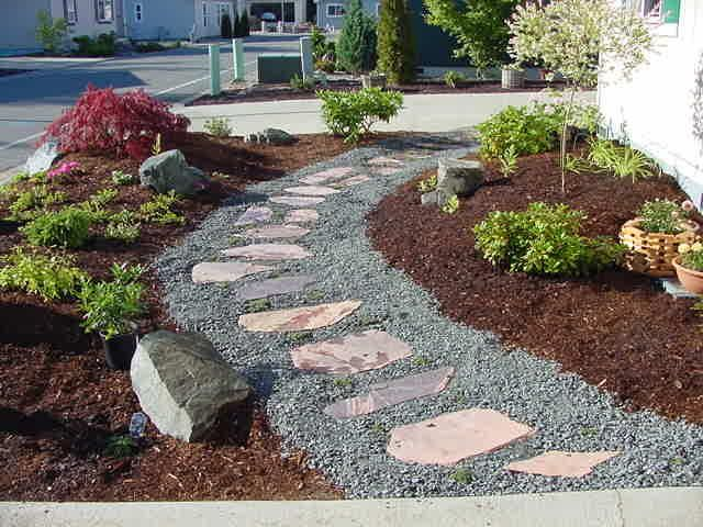 Rock Pathways Unique Image Result For Rock Pathway  Home Sweet Home  Pinterest  Rock . Design Inspiration