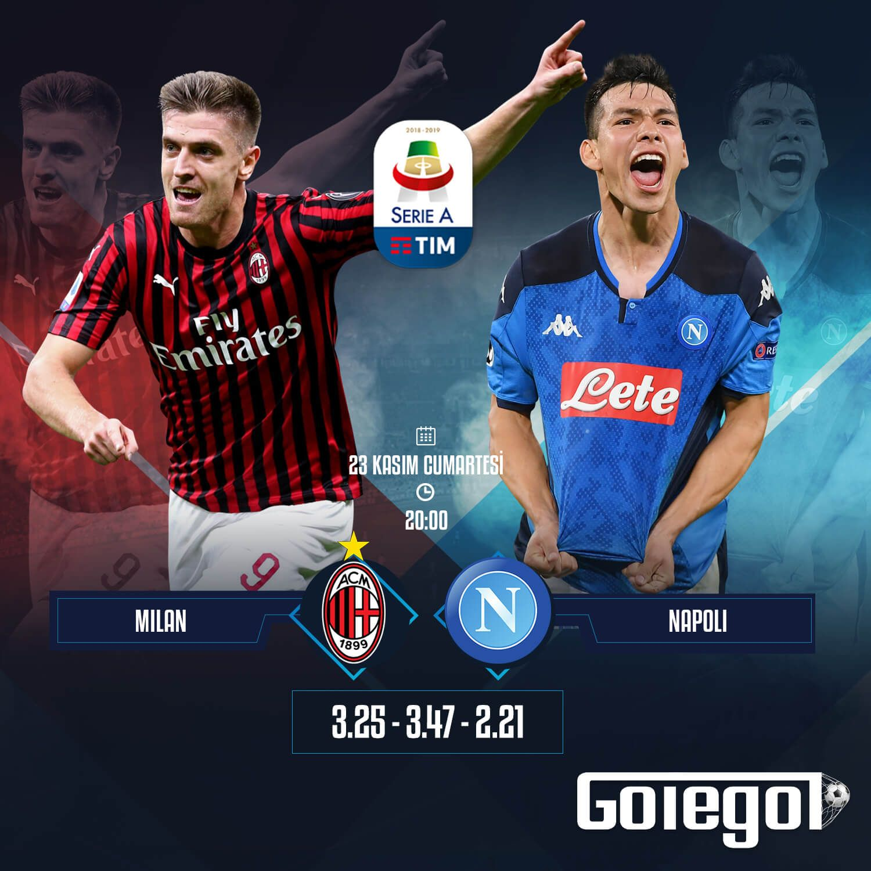 Italya Ligi Ac Milan Ile Napoli Arasindaki Karsilasma Bu Aksam 20 00 Da Oynanacak Milan Napoli Golegol Milan Baseball Cards Napoli