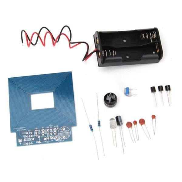 DIY Metal Measure Kit Treasure Hunting Instrument Security