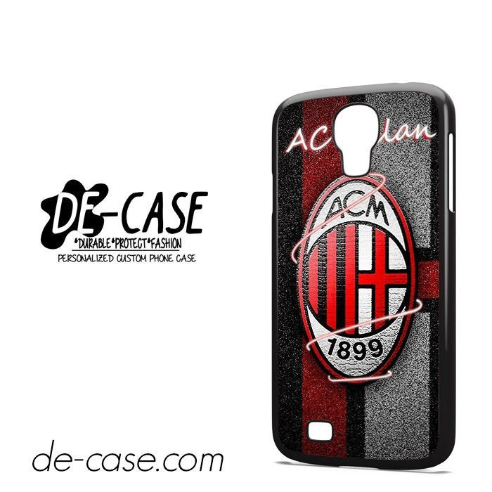 AC Milan DEAL-237 Samsung Phonecase Cover For Samsung Galaxy S4 / S4 Mini