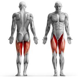 Exercícios para pernas Abdução de Quadril