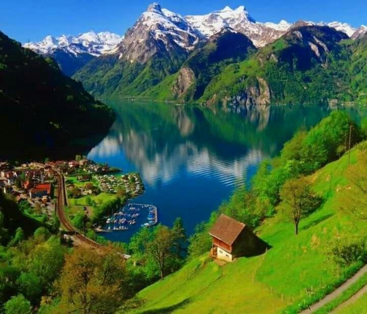 Sisikon, Switzerland