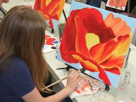 Art Classes Nyc Brooklyn Queens Byob Painting Lessons New York
