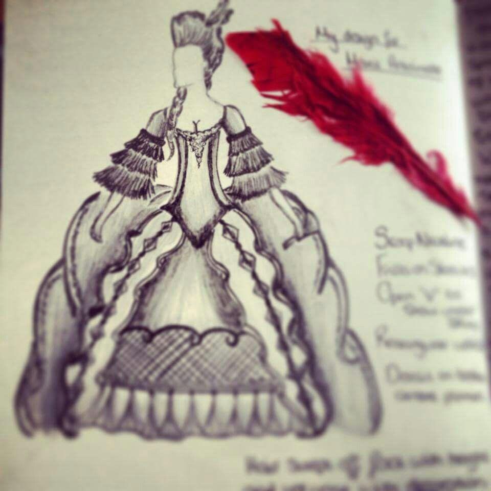 Period costume design ba hons media makeup u costume design by