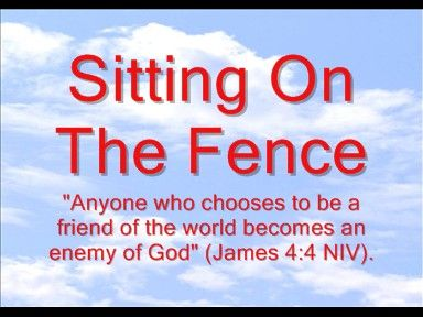 Anyone Who Chooses To Be A Friend Of The World Becomes An Enemy God James 44