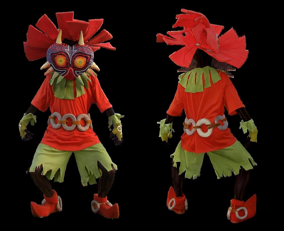 Skull Kid - The Legend of Zelda: Majora's Mask cosplay #Fanime2014 ...