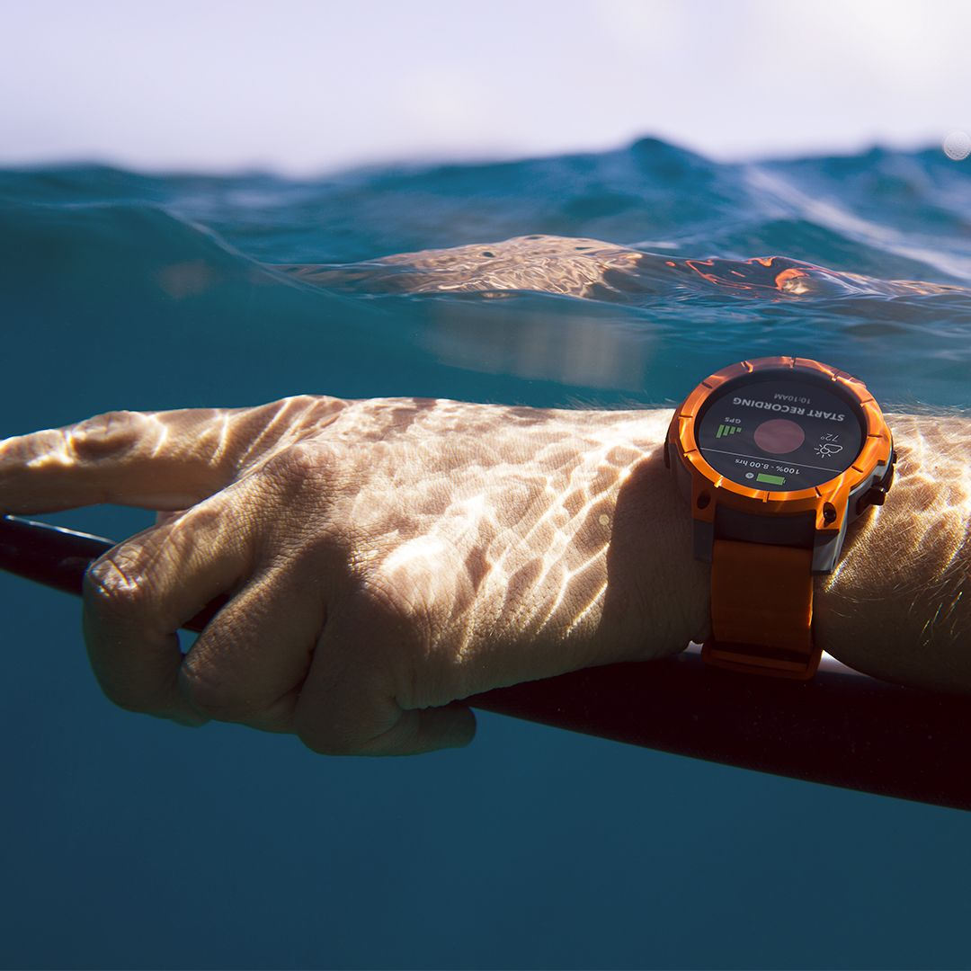 With Groundbreaking Water Resistant Capabilities Rated To  Meters 330 Feet The Mission Has The Highest Waterproof Rating Of Any Smar Ch On