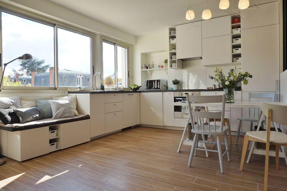 Cuisine ouverte en L  idées du0027aménagement Kitchens