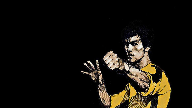 Bruce Lee Hd Wallpapers Desktop Backgrounds Mobile Wallpapers