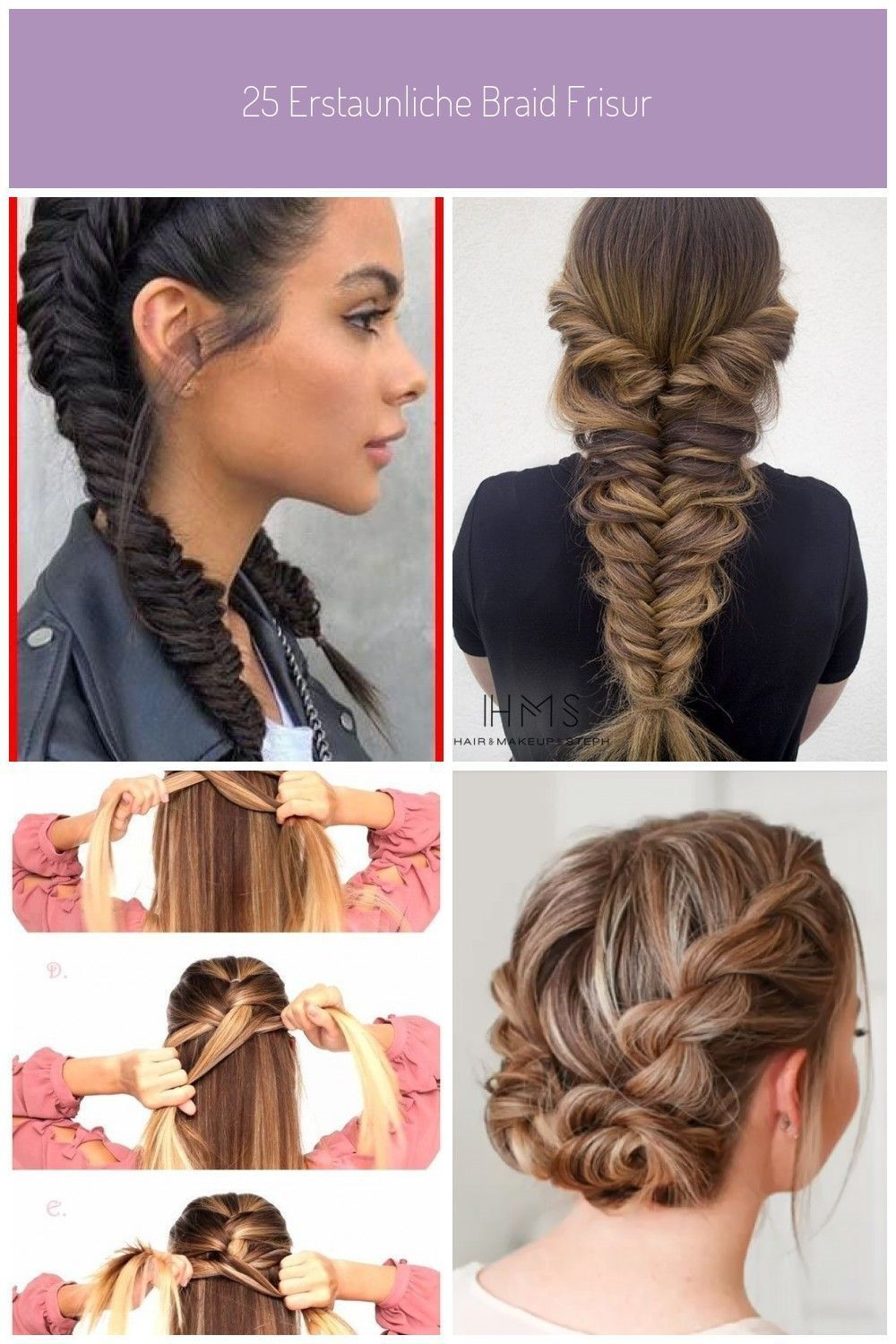 Double Dutch Fishtail Braids Today I M Excited To Be Sharing