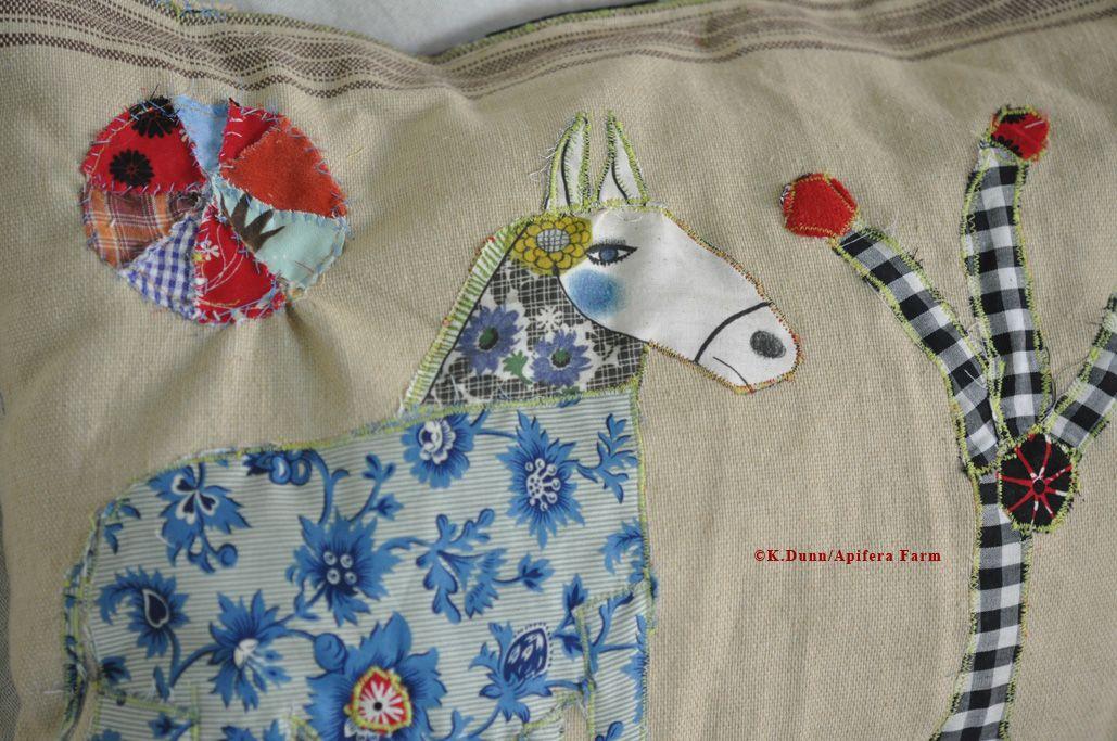 love this rag apron!