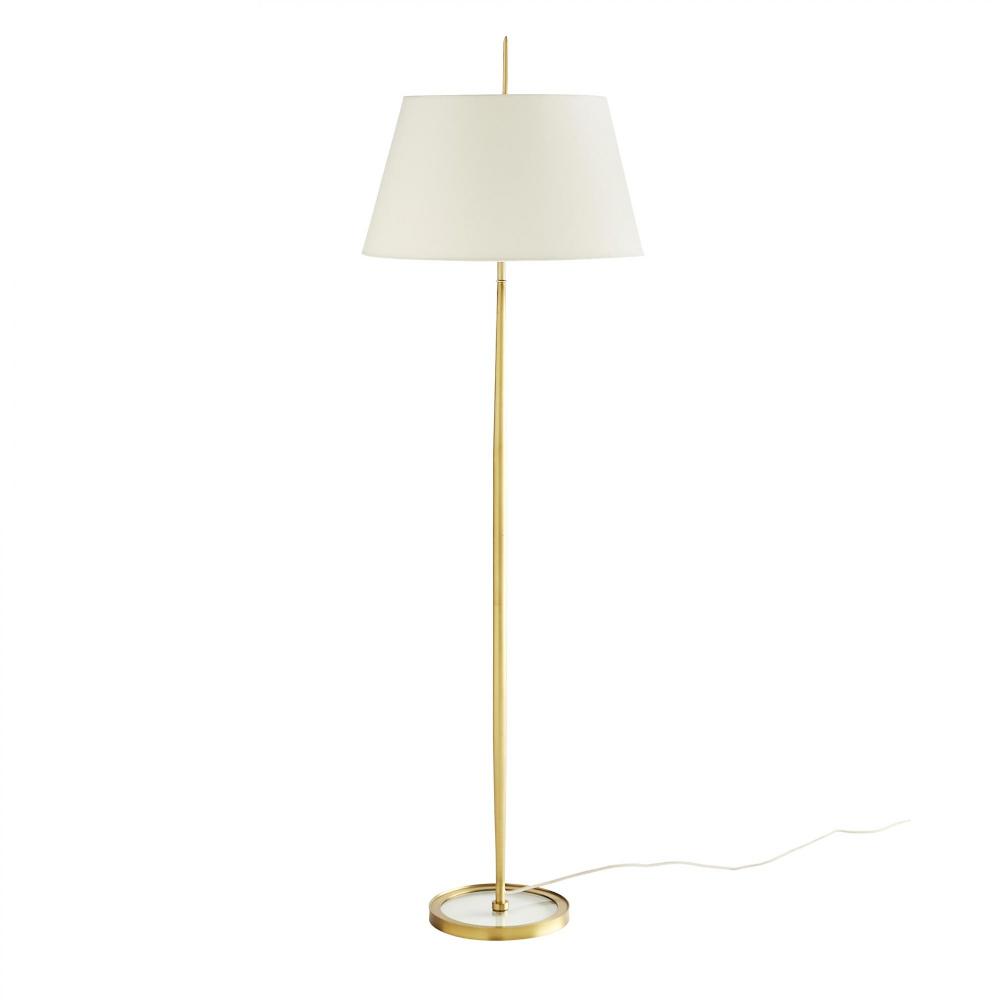 Malin Floor Lamp Floor Lamps Lighting Shop Contemporary Floor Lamps Floor Lamp Brass Floor Lamp