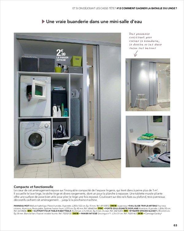 Catalogue De Promotions De Leroy Merlin Buanderie Maison