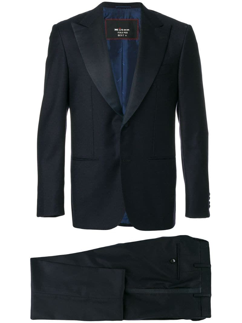 Kiton two piece dinner suit Blue | Products in 2019