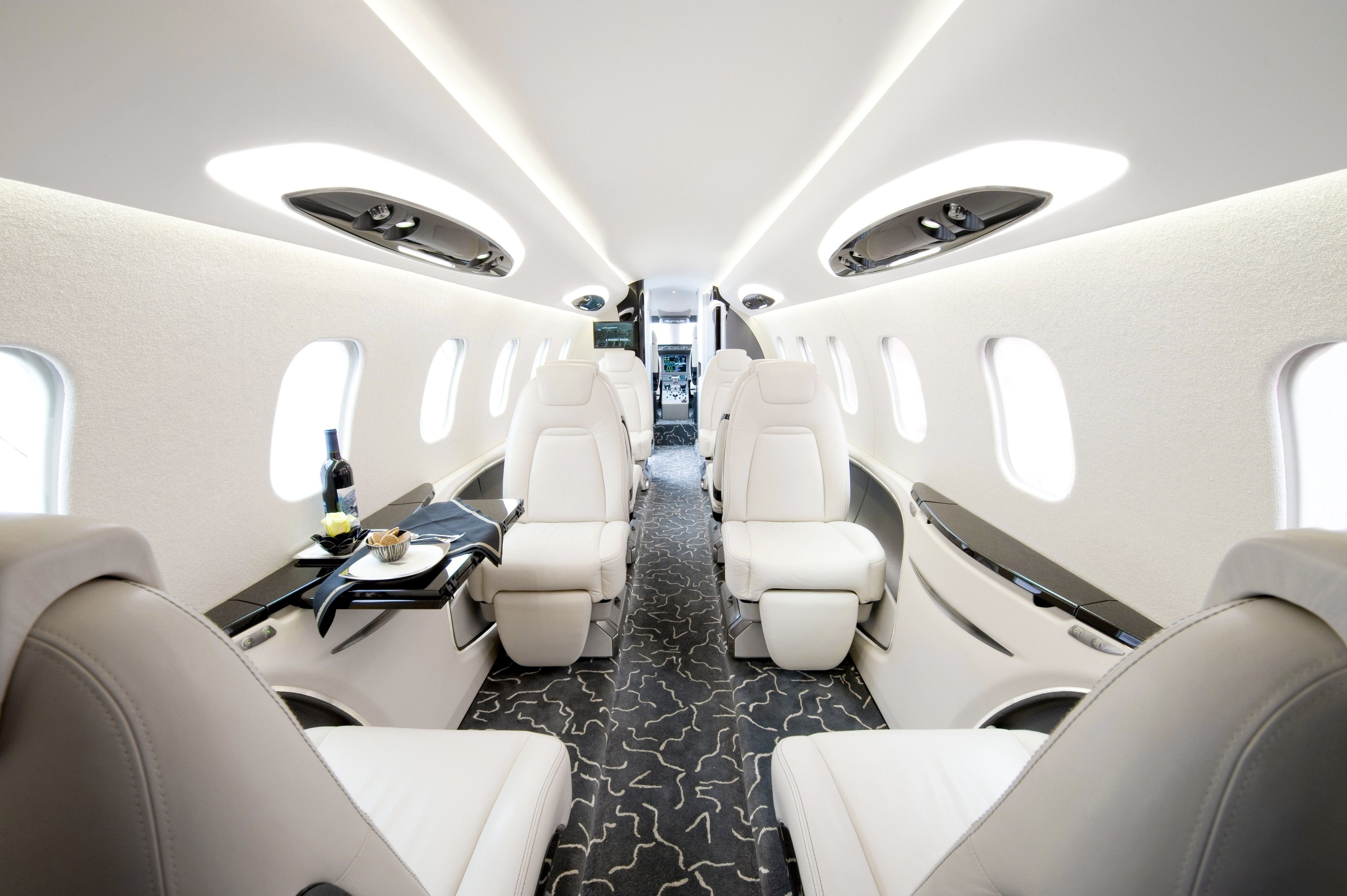 Private Jet Charters quotes 1 800 965 2567 Lear 85