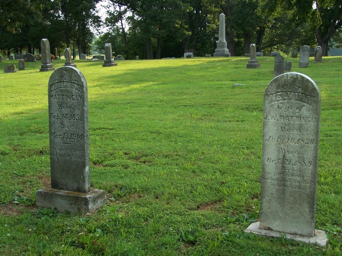 Susan Melvina Tucker Mattingly (1830 - 1889) - Find A Grave Photos