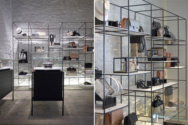 LINEA PIU Boutique by Kois Associated Architects // Mykonos ...