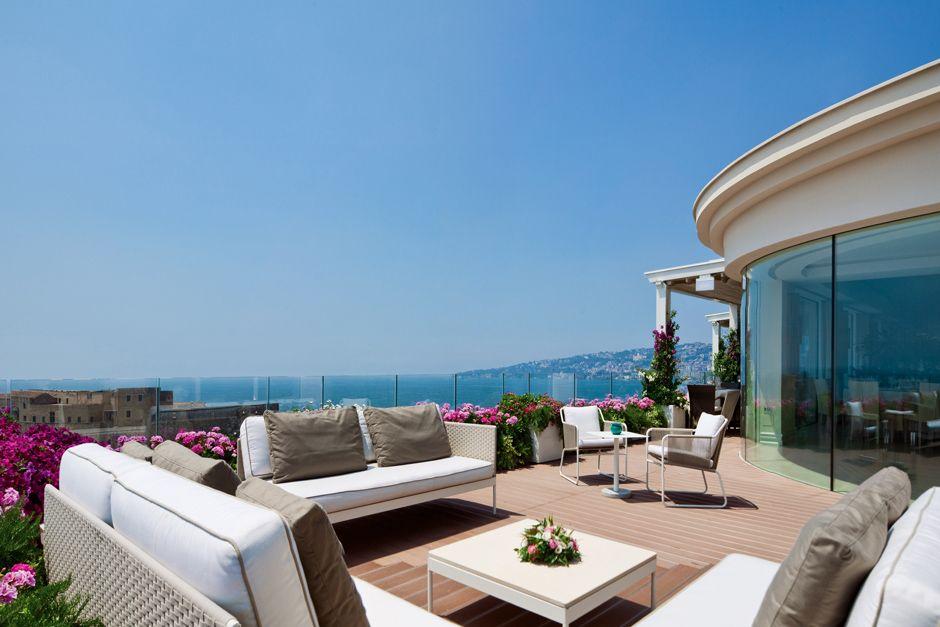 Hotel Vesuvio Napoli 2018 World S Best Hotels