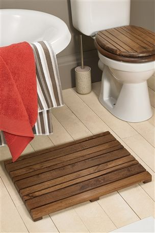 Need... Always wanted a duck board and I love the matching toilet ...