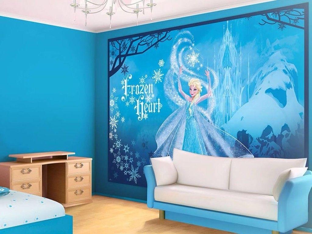 Disney frozen wall stencils - Disney Frozen Elsa Wallpaper Mural Learn More By Visiting The Image Link