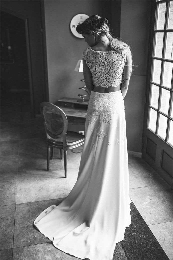 Les Robes De Mariée De Manon Gontero Robes De Mariée