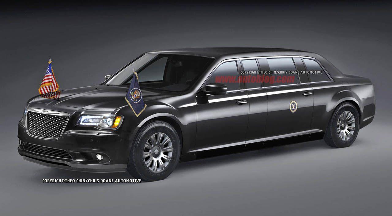 2015 chrysler 300 presidential limo concept jpm entertainment