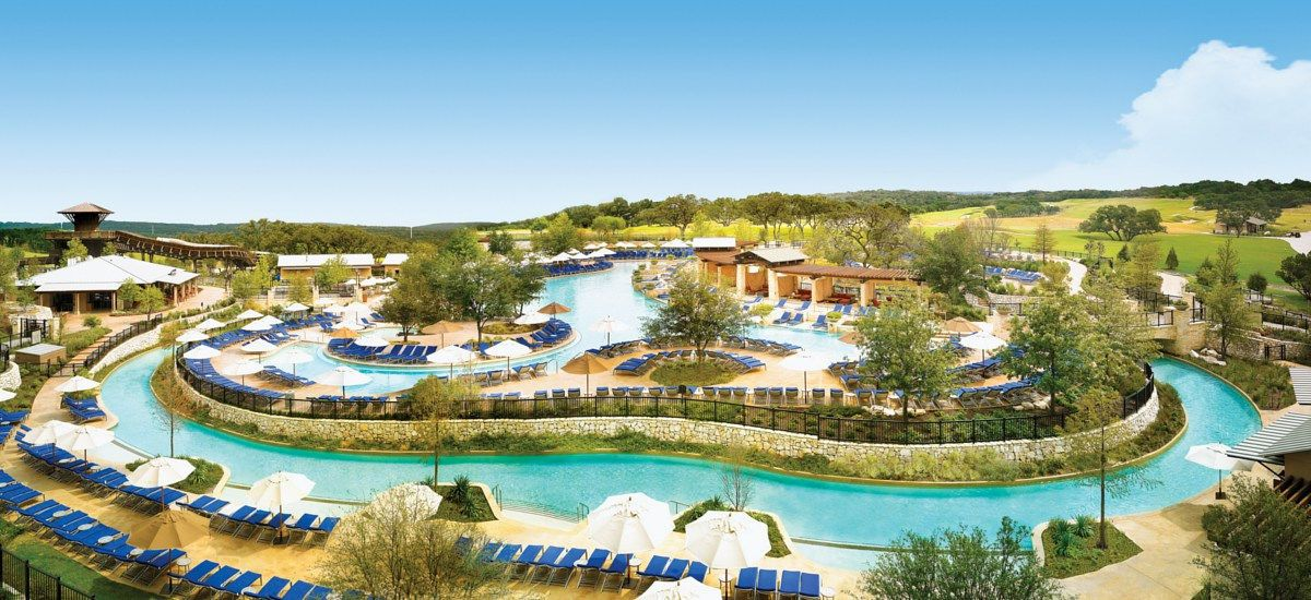 San Antonio Resorts Jw Marriott San Antonio Hill Country