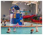 Birthday Party At Crawdaddy Cove Water Park Holiday Inn Madison
