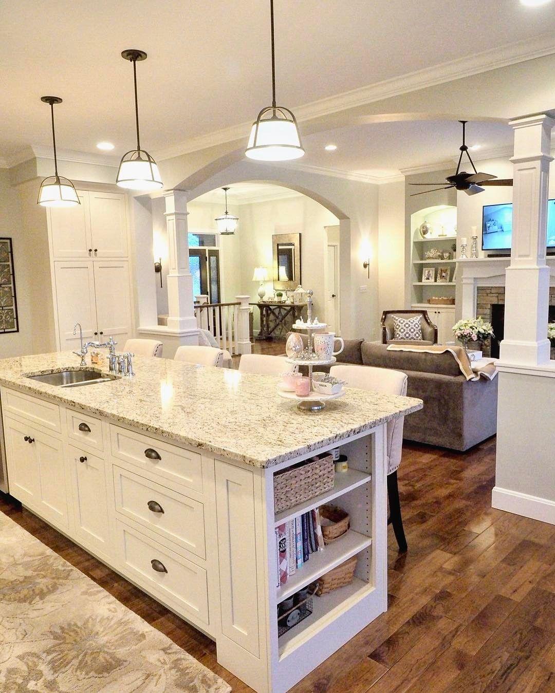 Granite Home Kitchen Deigns