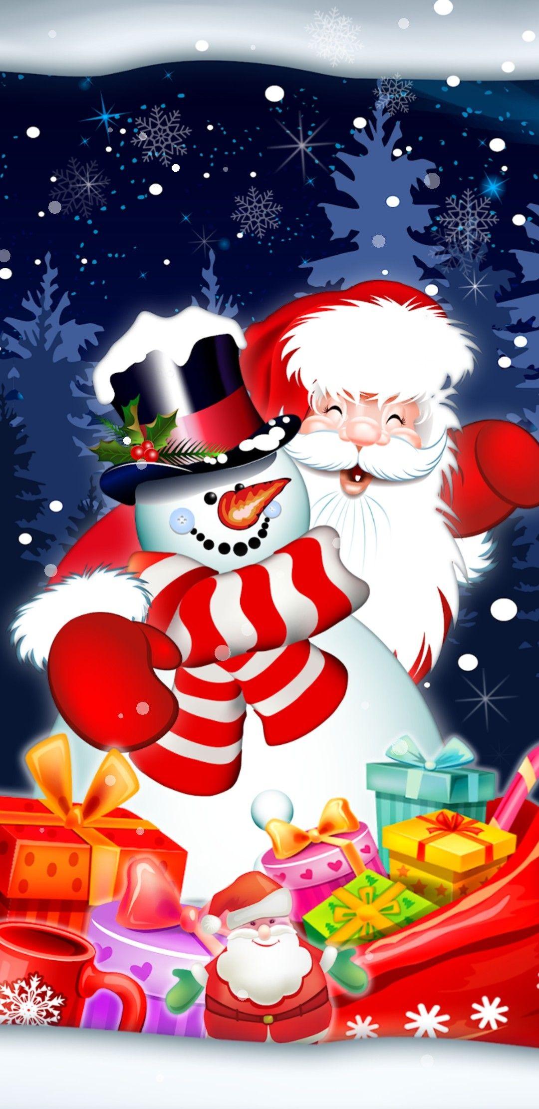 Santa Claus Thanksgiving Wallpaper Christmas Wallpaper