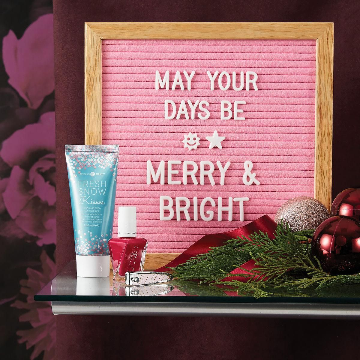 Merry Christmas from all of us at Sally's! Salon