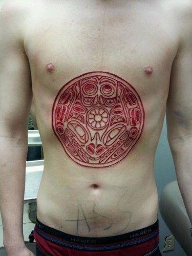 30bdb362d283c Stomach scarification | ink | Scarification tattoo, Tattoos, Body ...
