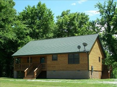 VRBO.com #290194 - White River Get Away Cabin (Norfork) - River Frontage - Open All Year