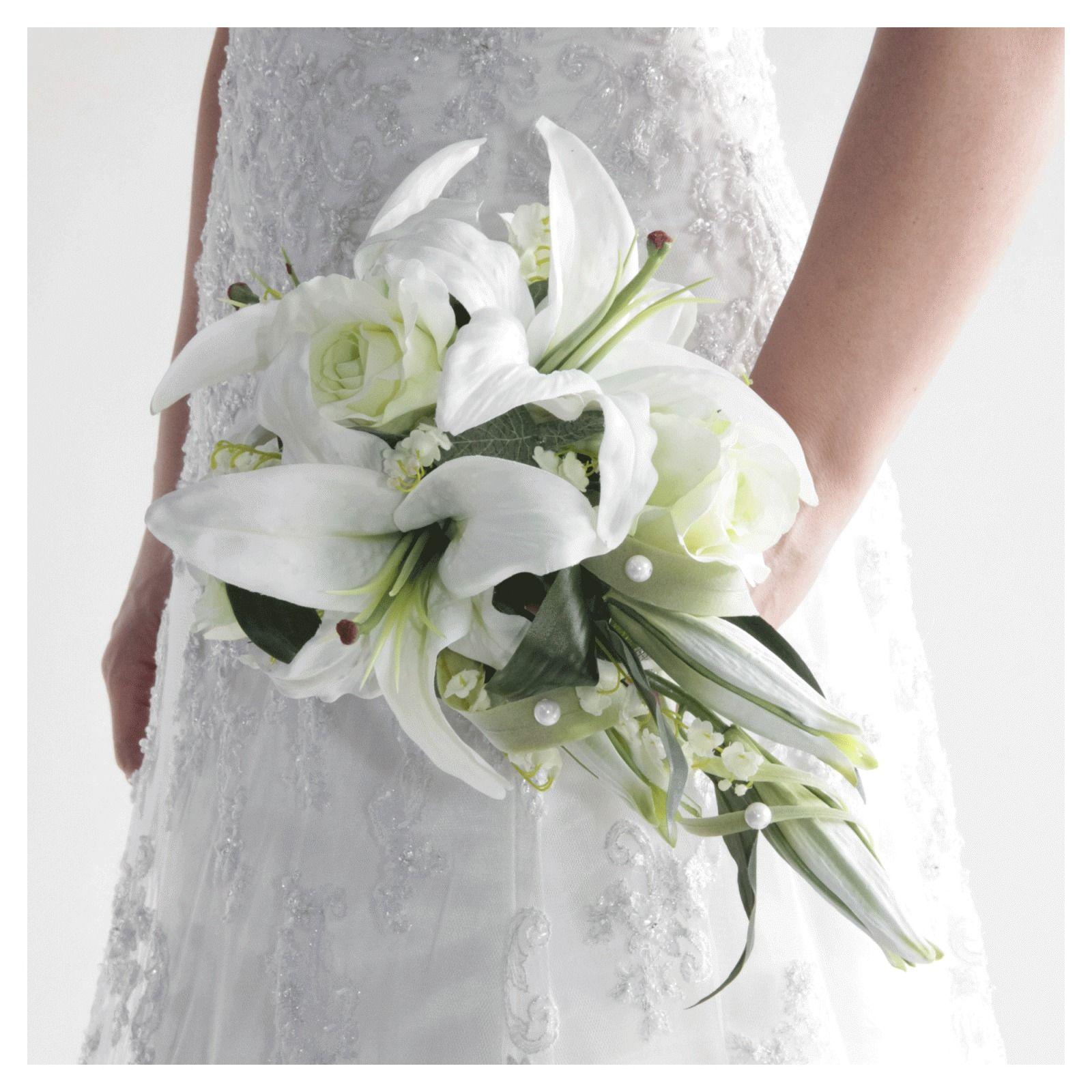 Afbeeldingsresultaat voor bruidsboeket