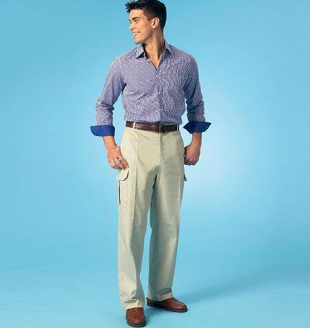 Kwik Sew 4045 Men\'s Shorts and Pants