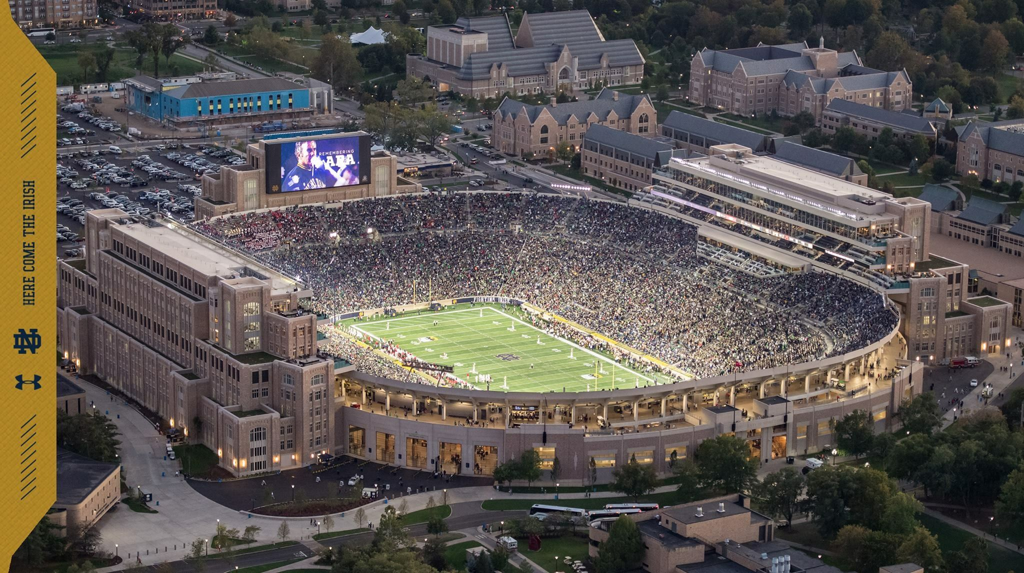 September 1 2018 7 30 Pm Notre Dame Stadium Goirish Beatmichigan Notre Dame Football Go Irish Ncaa Football