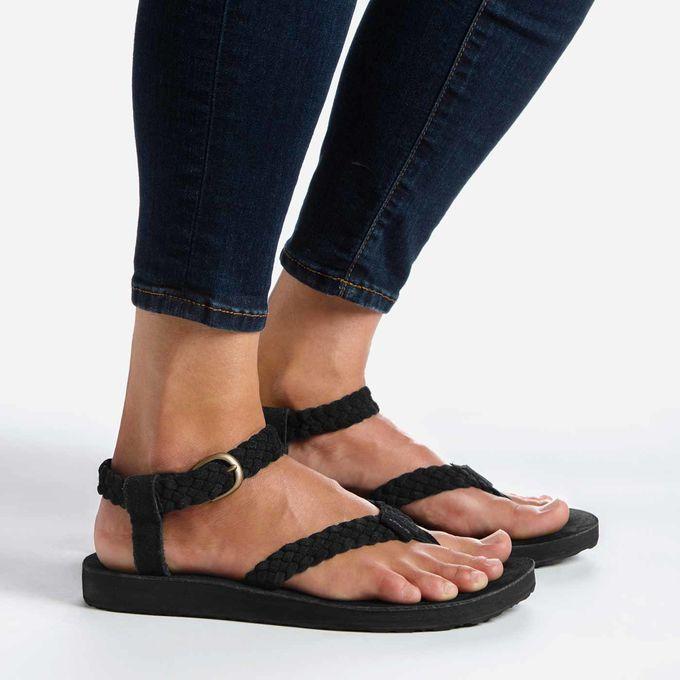 582be0d8645 Teva Original Sandal Suede Braid