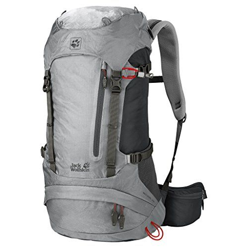 a74de4d703 Jack Wolfskin ACS Hike Pack Rucksack Alloy 26 L -- Read more reviews of the  product by visiting the link on the image.(This is an Amazon affiliate link)