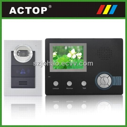 Hotsale Wireless Video Door Entry System Vdp 616cam 206 China