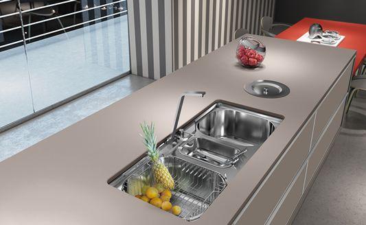 Lixeira De Embutir Com Imagens Cozinhas Modernas Lixeira De